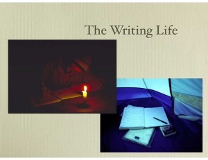 The Writing Life