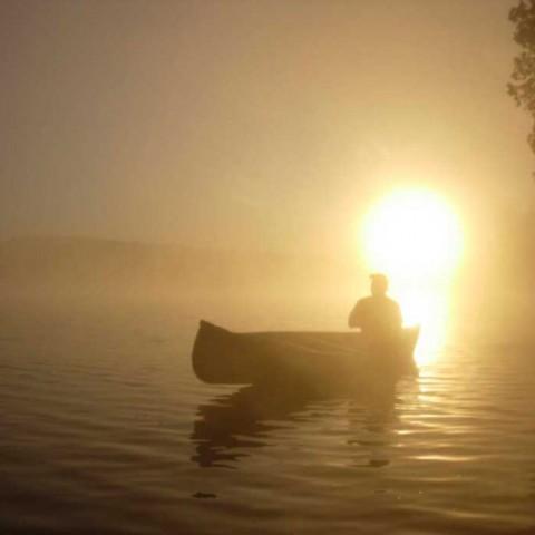 Algonquin OTMPC canoe Gord Baker
