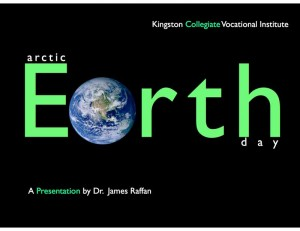 Arctic Earth Day