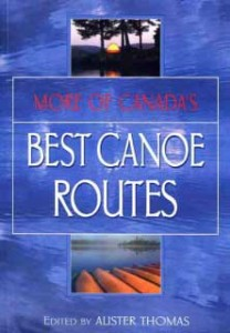 Best Canoe Routes Cover