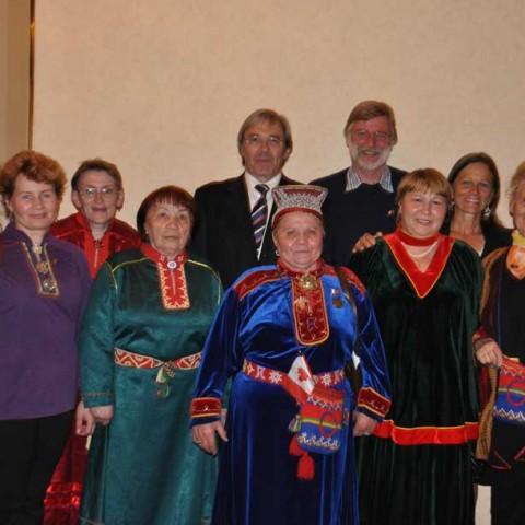 Canada Day in Murmansk