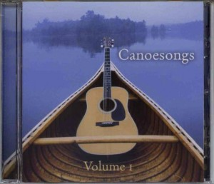 Canoesongs 1 CD Cover
