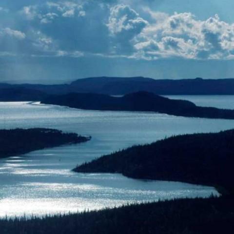 East Arm Great Slave Lake