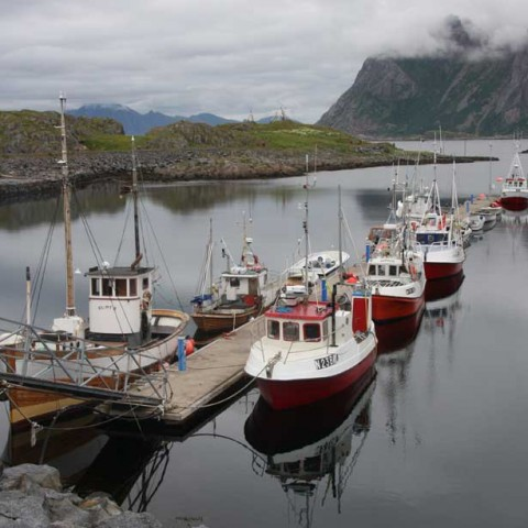 Eidet, Norway