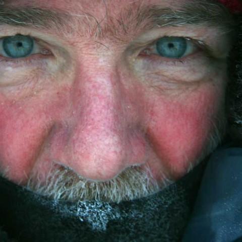 Hard Cold Nome Alaska