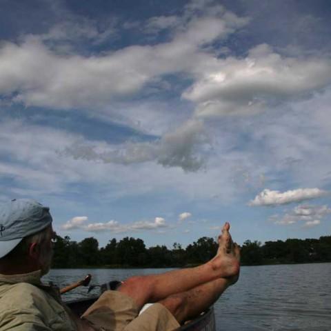 Huck Finn Sails Again Grand River