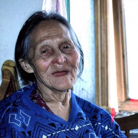 Luselk'e Elder Marie Casaway