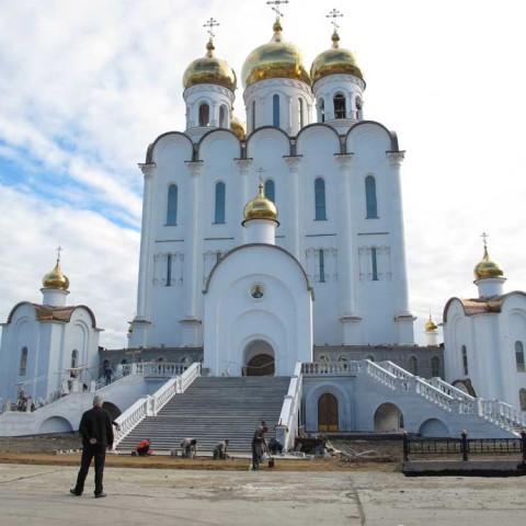 Magadan Cathedral