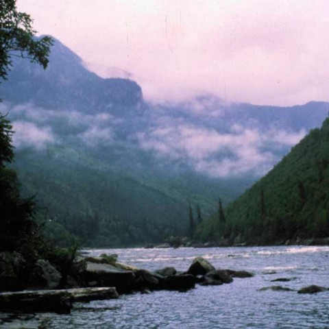Moise River Valley