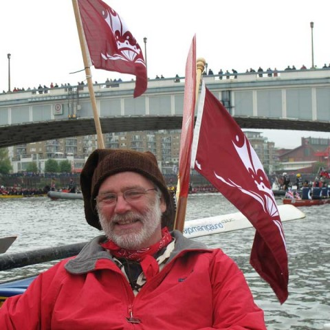 On The Thames Diamond Jubilee Flotilla