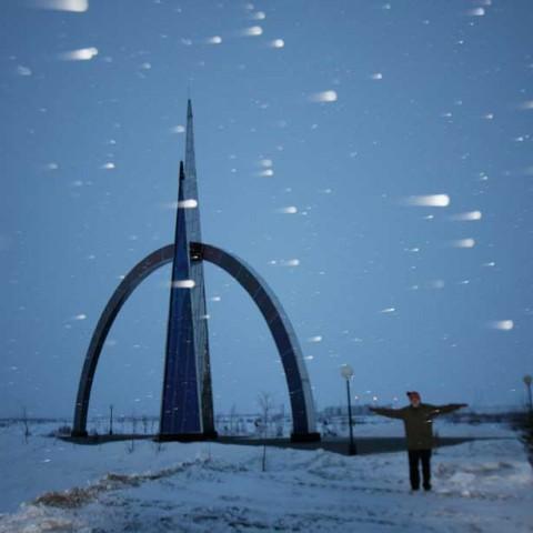 On the Polar Circle @ Salekhard