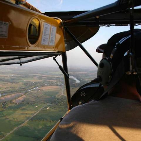 Over Cayuga Ontario