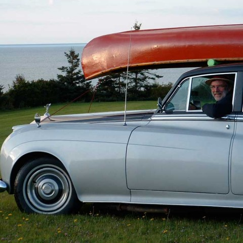 Rolls doesn't make canoe racks