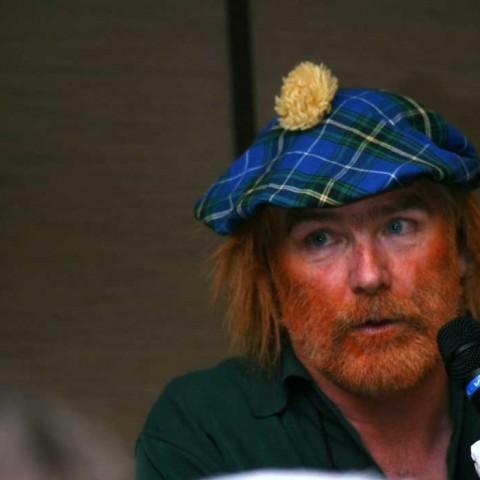 Seamus McCastor Addresses Beaver Club Gala