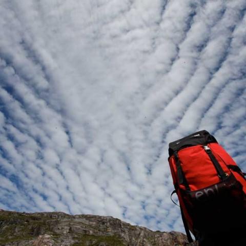 Sky Hiking Baffin Island