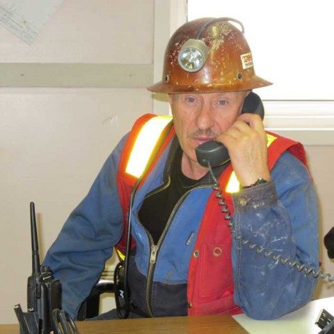 Underground Supervisor Kupol Gold Mine Chukotka
