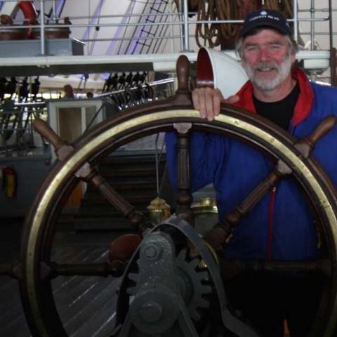 Wheel of the Fram, Oslo