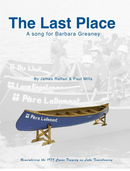 The Last Place - A song for Barbara Greaney