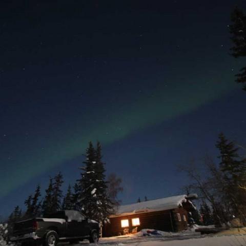 Aurora Northern Alaska