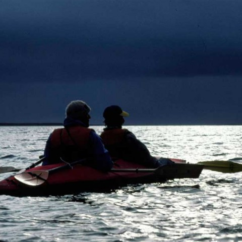 BLACK SKY KAYAK WAGER BAY