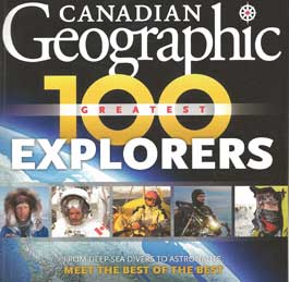 Canadian Geography Explorer's Cover