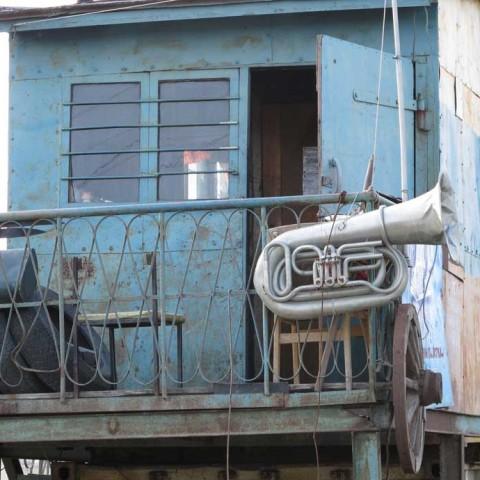 Door Bell Tuba