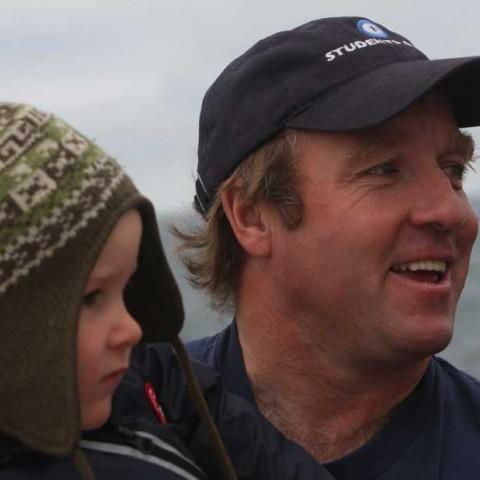 Geoff Fletcher Father/Son