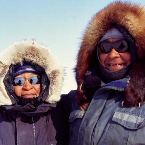 Kugluktuk Frank and Margaret