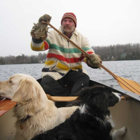 November Paddle Cranberry Lake