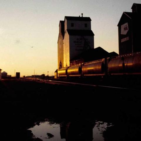 Prairie Town Saskatchewan