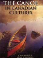 The Canoe in Canadian Cultures Cover