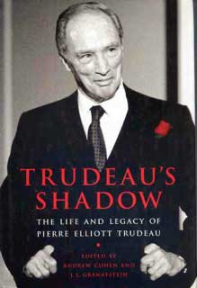 Trudeau's Shadow Cover